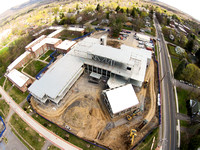 20150429-3_New Science Building Quadcopter