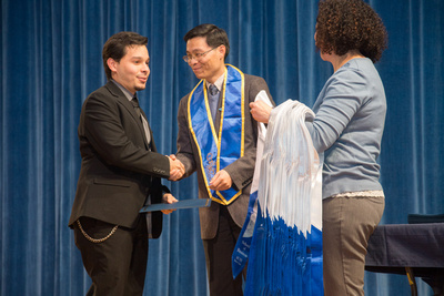 Fall 2015 Award and Graduation Ceremony