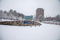 20170310-2 Snowy day on campus-14