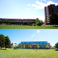 Wooster before and after 1