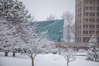 20170310-2 Snowy day on campus-16