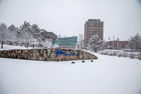 20170310-2 Snowy day on campus-13
