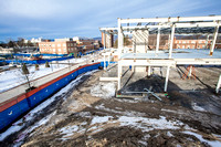 20150120-1 New Science Building Construction Winter-321